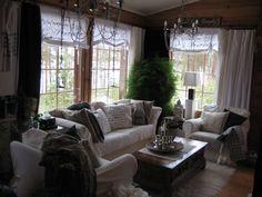 Romantic Livingroom repinned by www.BlickeDeeler.de