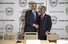 Article - Rev. Al Sharpton claims he is advising White House in search for new Attorney General.. What on earth does this creep know about justice?!?