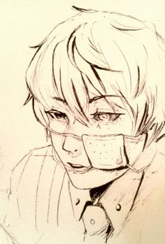 Tokyo Ghoul: Another Kaneki by Morisaurus on DeviantArt