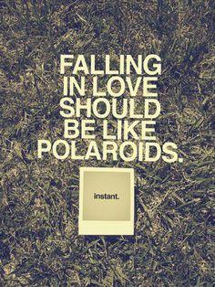 polaroids are love!