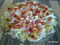 Ensalada de escarola caprichosa | Cocinar en casa es facilisimo.com