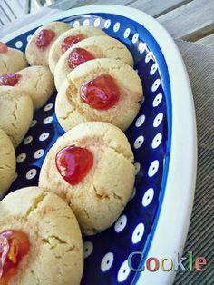 Τραγανά πασχαλινά μπισκότα με σιμιγδάλι – Cookle