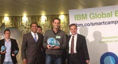Startupi: Geekie ganha etapa latino-americana do IBM SmartCamp