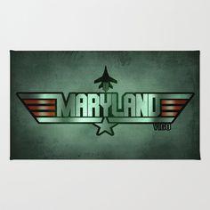 MARYLAND VIGO (Maverick Version) Area & Throw Rug Throw Rugs, Chevrolet Logo, Maryland, Group, Music, Art, Musica, Art Background, Musik