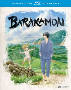 BackAbout Barakamon Blu-ray/DVD After an unfavorable critique drives uptight young calligrapher Sei Handa of Barakamon past his breaking point, his parents decide to ship him off to Japan's Goto Islands to cool off. But instead of a peaceful paradise, Handa discovers a village full of quirky characters with little regard for personal space. On top of that, Handa's temporary apartment has already been claimed as home base by the village elder's granddaughter, Naru, who has a knack for…
