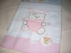 Resultado de imagem para toalha fralda bordada