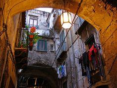 Salerno (Italy) - Old Town by Danielzolli, via Flickr #InvasioniDigitali il 20 Aprile 2013 alle ore 10:30 Invasore: Francesca Angellotti