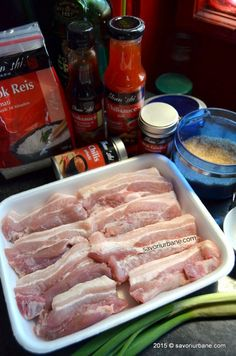 Romanian Food, Ribs, Poultry, Chili, Sausage, Deserts, Pork, Food And Drink, Cooking