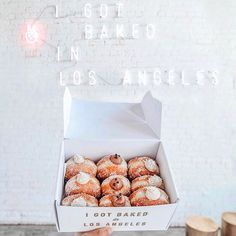 When you bring the best box of doughnuts home to your roomies, who are on a juice cleanse  ... more for me right?  Can't wait to be back in USA next week! This time, Miami! It will be my first time there so recommendations would be much appreciated!