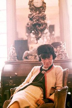 Coco Chanel #Christmas #Thanksgiving #Holiday