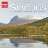 Sibelius: Complete Symphonies [CD]