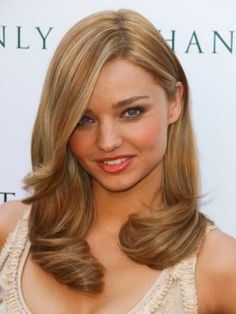 I really like this caramel blonde color!