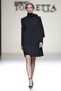 Madrid Fashion Week: Roberto Torretta Otoño Invierno 2015/16 | TELVA