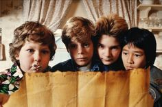 """The Goonies"" One of my favorite movies from back in the day!"
