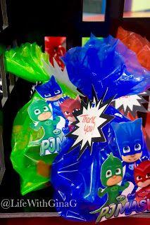 PJ Mask Birthday!