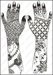 THE ART OF MEHNDI IN PAKISTAN