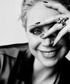Gwendoline Christie photographed by Paul Scala for Mykro Magazine 2015