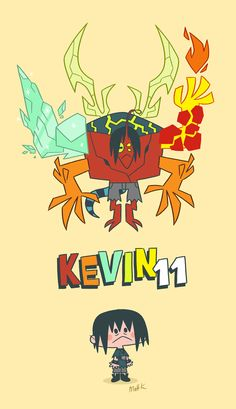 Kevin 11.
