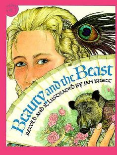 Beauty and The Beast; illustrated by Jan Brett.