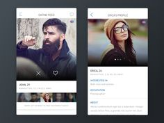 Dating App (for iOS)