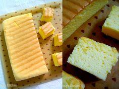 Peng's Kitchen: Light Cheddar Cheesecake