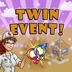 ZooMumba proudly presents: The next twin event starts on Thursday at 12 noon (CEST). Double the cuddly fun with cute twins in our zoo nursery. Animal babies ftw :)