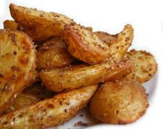 Tandori Spiced Potatoes