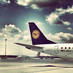 #Airport #Gdansk #AirportGdansk #Airplane #Plane #Lufthansa