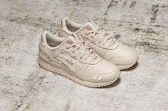 Sneakers femme - Asics Gel Lyte III Whisper Pink pack