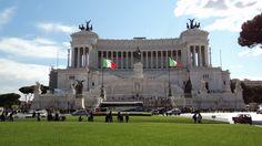 Piazza Venezia, altare della Patria