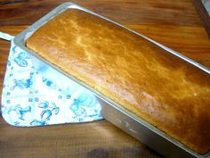 Cozinha Santa: Pão de forma da Palmirinha