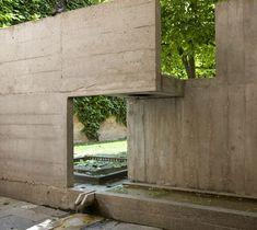 Fondazione Querini Stampalia. Venice, Italy, founded in 1869. Carlo Scarpa remodel. 1961–1963