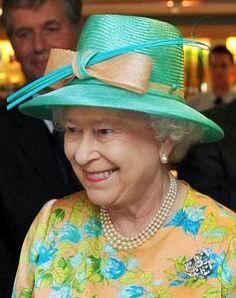 Queen Elizabeth, June 3, 2011 | Royal Hats