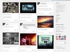 33 clean amp minimalist tumblr themes xdesigns - 502×452