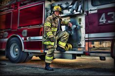firefighter photo
