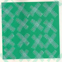 groene kruizen