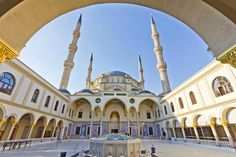 Turkish Mosque (Midrand, South Africa): Address, Phone Number ...