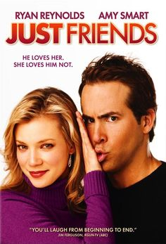 JUST FRIENDS! A hip music executive (Ryan Reynolds) gets stranded in his New Jersey hometown and becomes reacquainted with the woman (Amy Smart) who, years earlier, rejected him in high school! Funny Movies, Comedy Movies, Great Movies, Funniest Movies, Watch Movies, Awesome Movies, See Movie, Movie List, Movie Tv