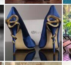 Snake heels | Pumps | Shoes | Art |