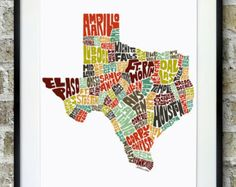 texas on Etsy, a global handmade and vintage marketplace.