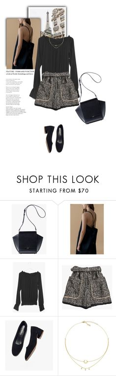 """""""Parisian"""" by genuine-people ❤ liked on Polyvore featuring black"""