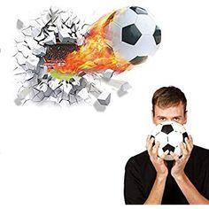 Bettwaren, -wäsche & Matratzen Hti-living Bettwäsche Fußball Toooor SchöN In Farbe Bettwäschegarnituren