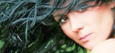 Naturalna koloryzacja włosów na czarno