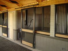 Pictures of your dream barn? Barn Stalls, Horse Stalls, Horse Barns, Dream Stables, Dream Barn, Small Barns, Horse Barn Plans, Design, Exotic Pets