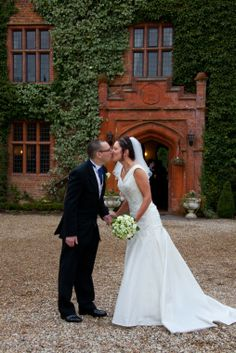 Kerry and Matthew's Wedding 17th March 2013 | Blog | Woodhall Manor