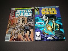 Star Wars 50 - 57, 59, (1981-82), Marvel Comics C10 by HeroesRealm on Etsy