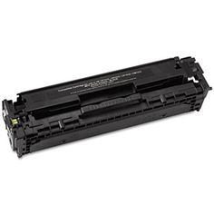 Generic Brand compatible with HP CC530A Black Toner Cartridge for HP Color LaserJet CP2025, CM2320 Printers.