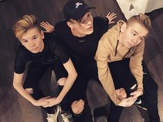 General picture of Marcus and Martinus - Photo 12 of 35 Actor Picture, Actor Photo, True Love, My Love, I Go Crazy, Studio Logo, Twin Brothers, Video New, I Got You