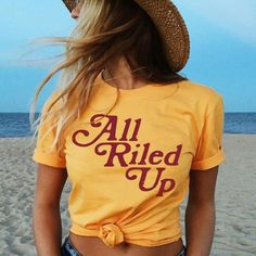 70s T Shirts, Shirts For Teens, Dresses For Teens, Outfits For Teens, T Shirts For Women, Summer Outfits, Girly Outfits, Summer Clothes, Pretty Outfits
