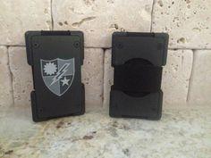 Celtic Shield Wallet Slick / Coin Option